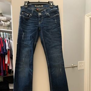 BKE Stretch Bootcut Jeans